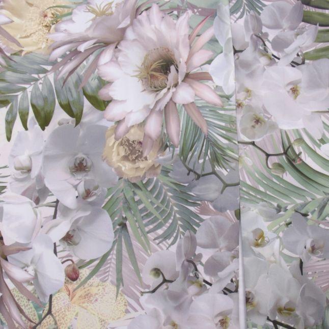 Womens White Hanalee Woodland Midi Dress