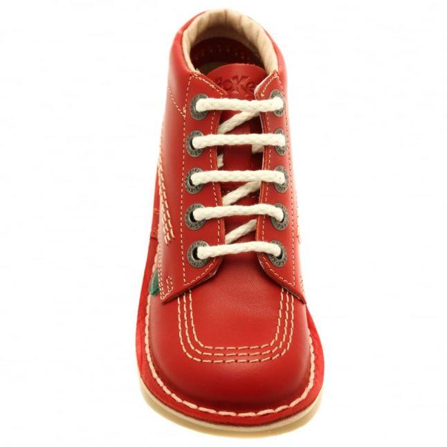 Junior Red & Natural Kick Hi (12.5-2.5)