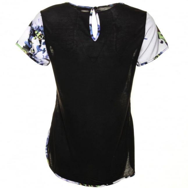Womens Brule Multi Kiki Palm Polly Tee Shirt