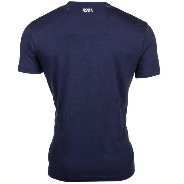 Mens Navy Teeos S/s Tee Shirt