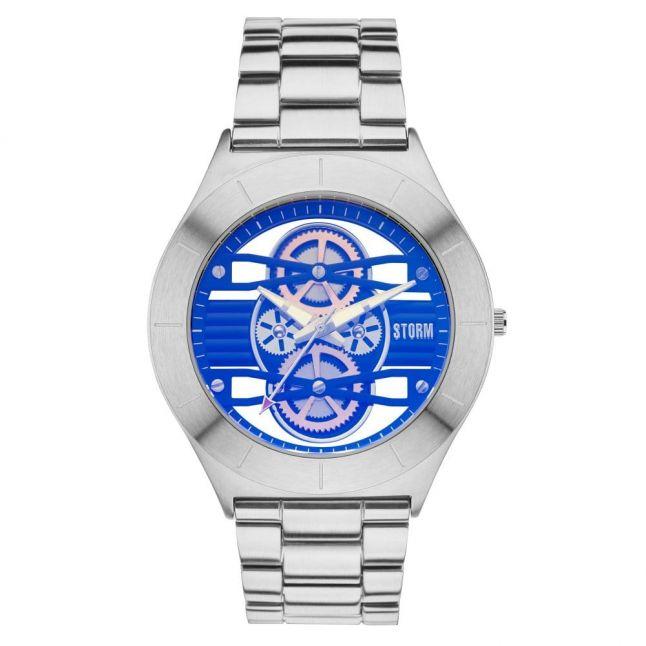 Mens Lazer Blue Dial Cognition Watch