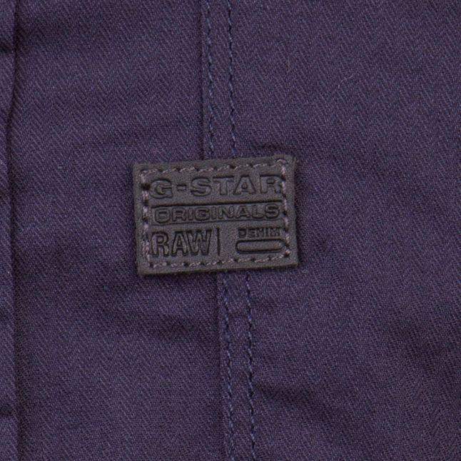 Mens Rinsed 3301 L/s Shirt