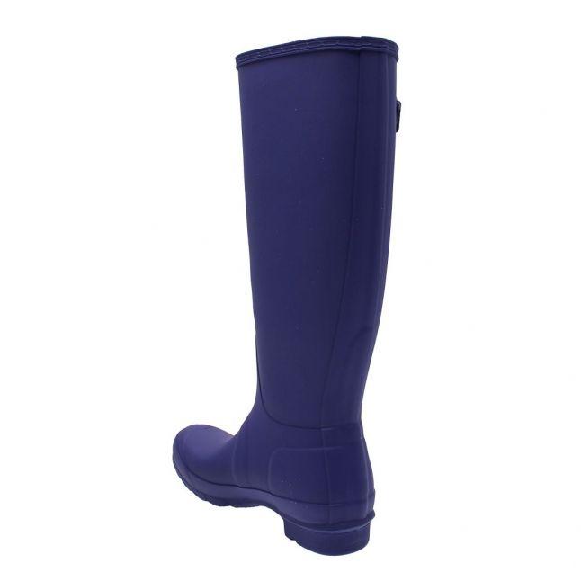 Womens Bitter Indigo Original Tall Wellington Boots