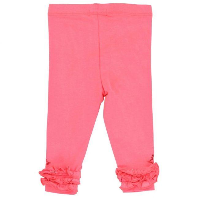Baby Pink Frill Leggings