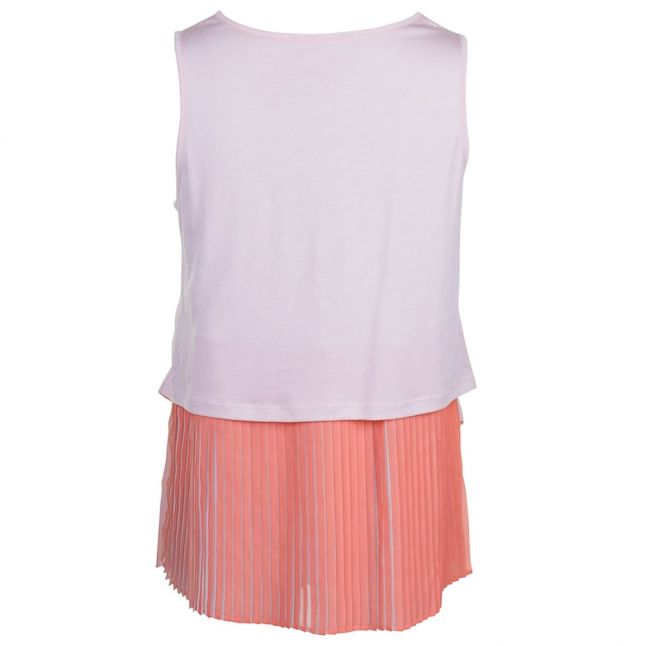 Boss Orange Womens Light Pastel Pink Talayer Top