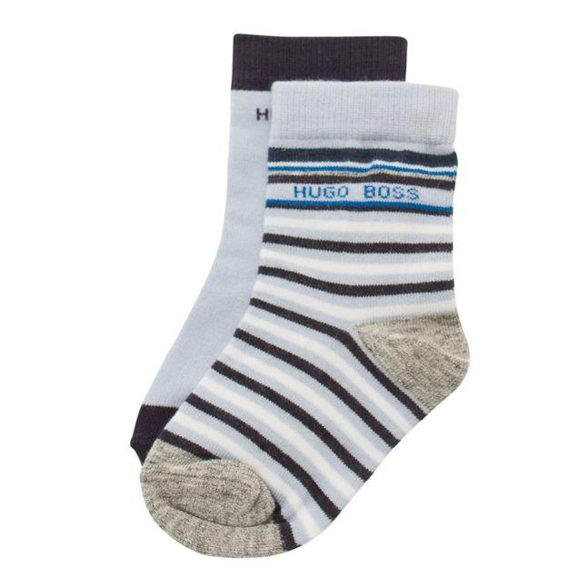 Boys Blue 2Pack Socks