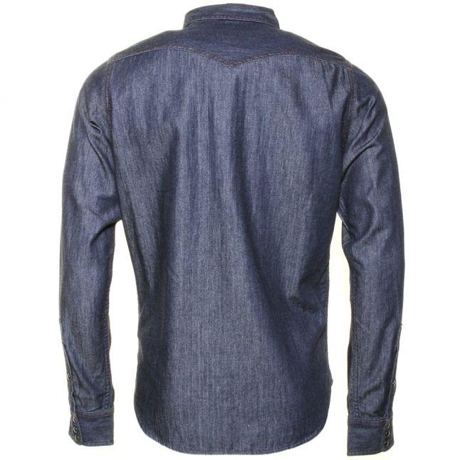 Mens Denim Wash New-Sonora L/s Shirt
