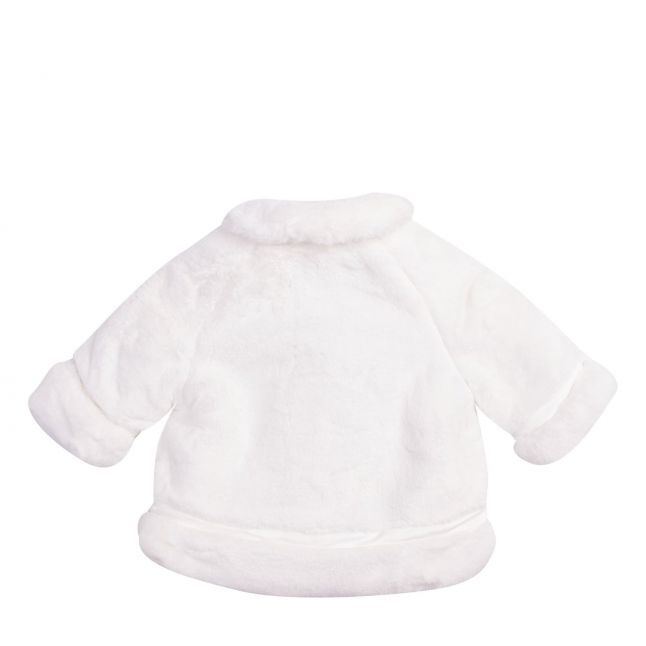 Baby Natural Faux Fur Jacket