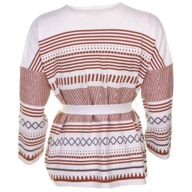 Womens Sandshell Vinordic Knitted Cardigan
