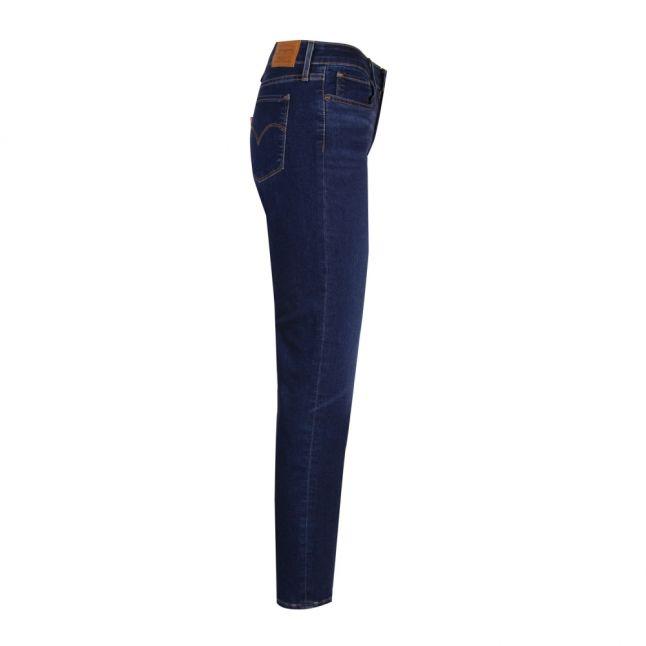 Womens London Indigo 712 Slim Fit Jeans