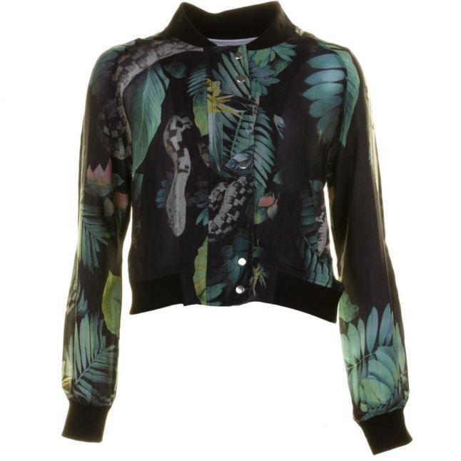 Womens Jet Black Prime Jacket
