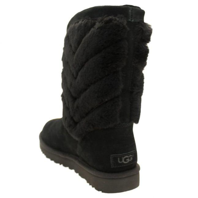 Womens Black Tania Boots