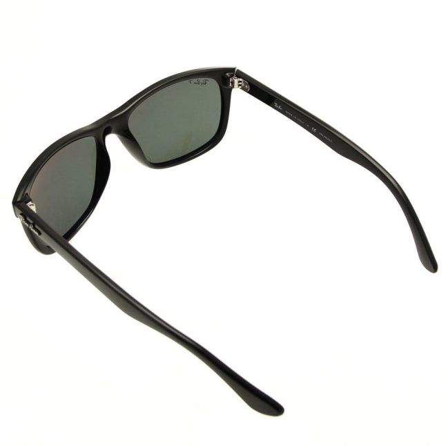 Black RB4181 Polarized Sunglasses
