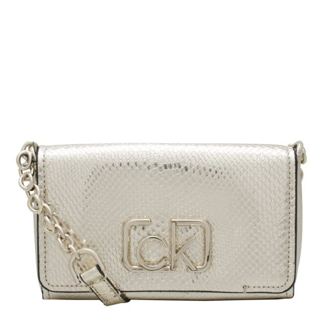 Womens Champagne Cast Small Crossbody Bag