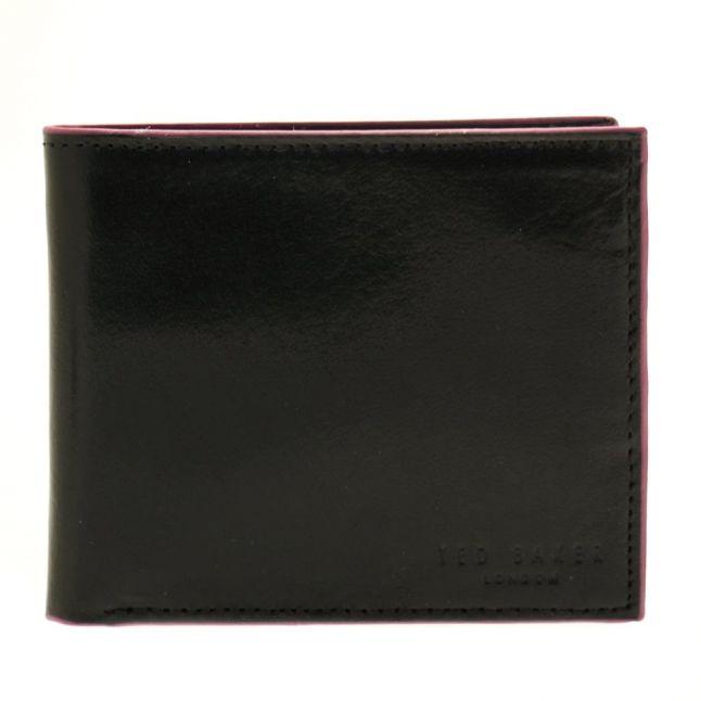 Mens Black Paintin Wallet