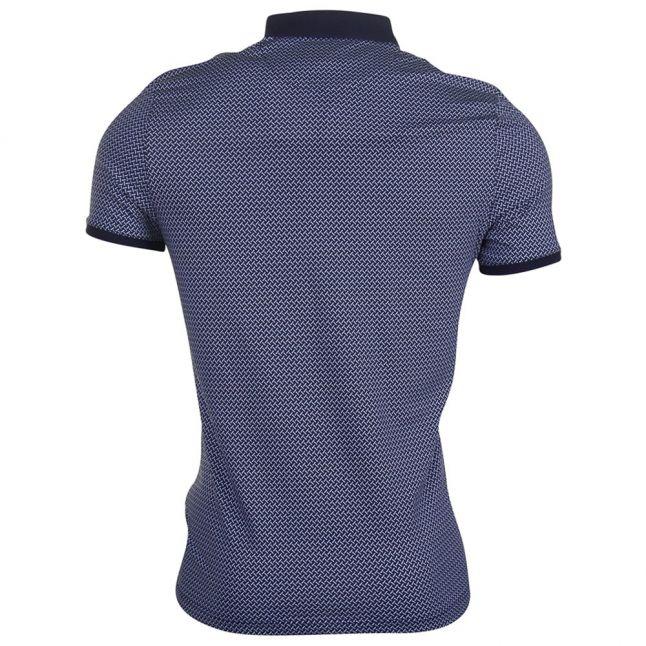 Mens Navy Fliyte S/s Polo Shirt