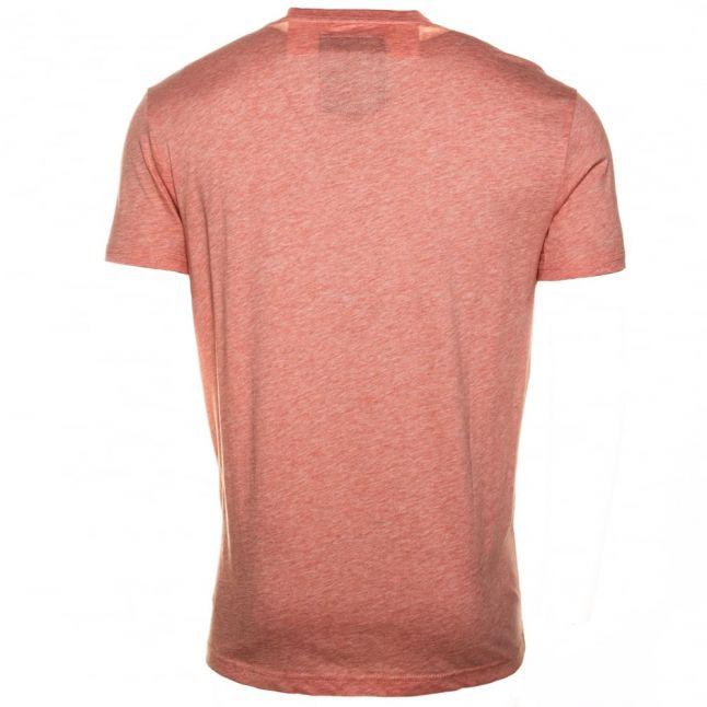 Mens Flame Heather Forceq S/s Tee Shirt