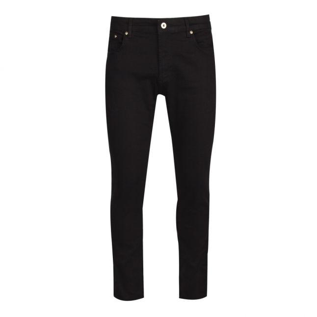 Mens Black Branded New Skinny Fit Jeans