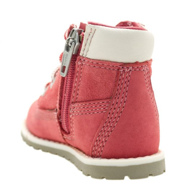 Toddler Pink Pokey Pine 6 Inch Boots (4-11)
