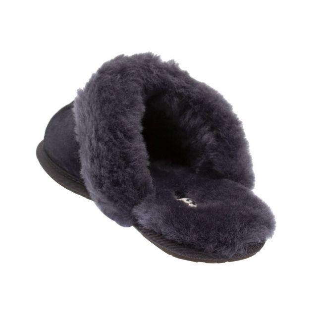 Womens True Navy Scuffette II Slippers