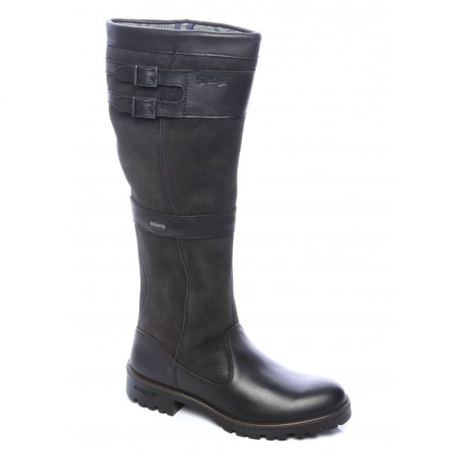 Womens Black Longford Boots