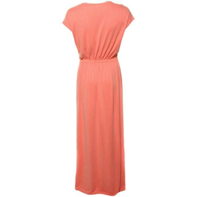 Womens Medium Orange Dertraum Maxi Dress