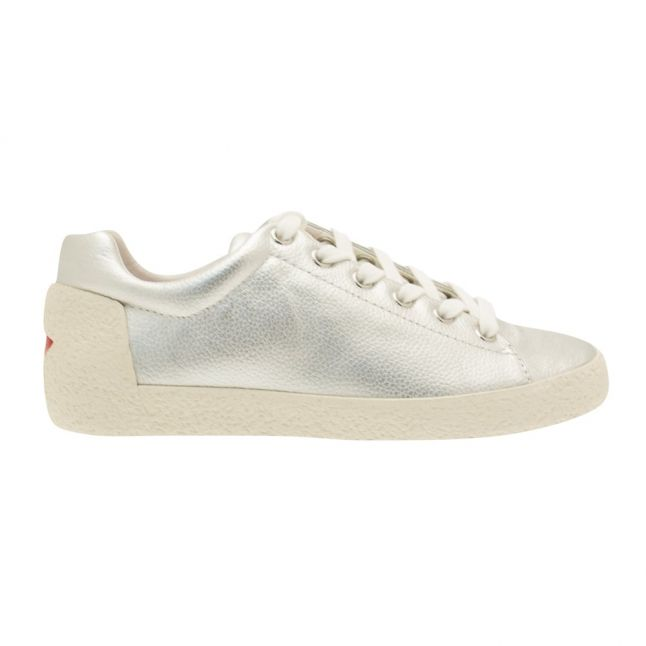 Womens Silver Nicky Trainers