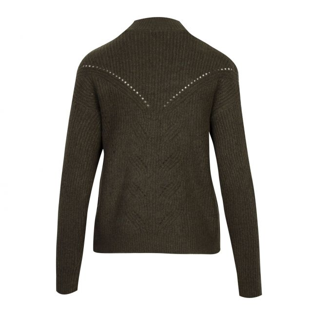 Womens Forest Night Viferea Knitted Jumper