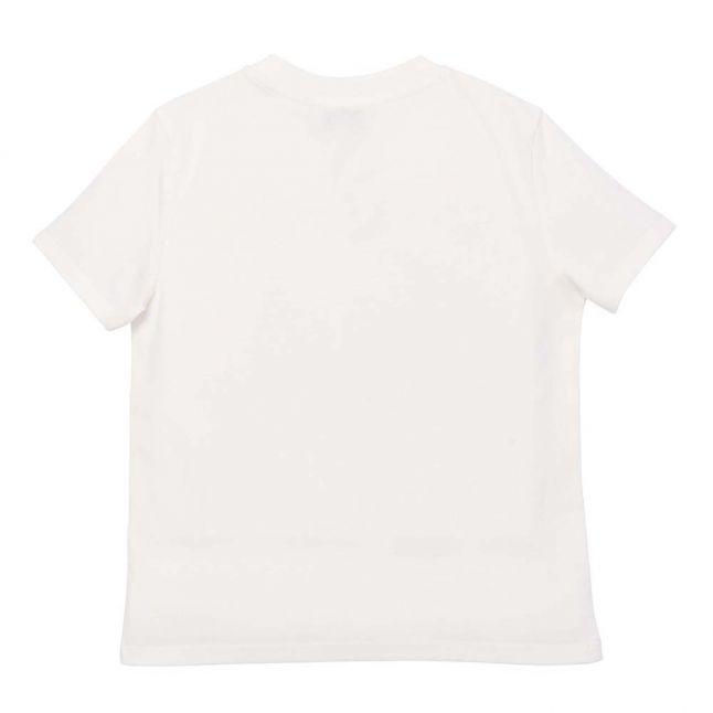 Girls Off White Elephant Loves S/s T Shirt