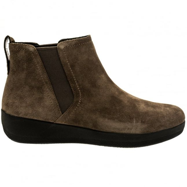 Womens Bungee Cord Superchelsea™ Suede Boots