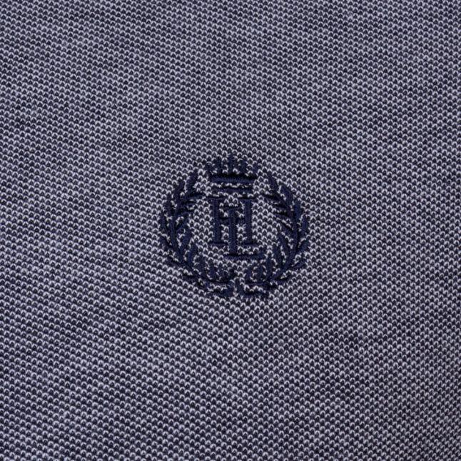 Mens Navy Kemsing Regular Fit S/s Polo Shirt