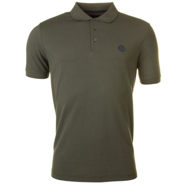 Mens Forest Cowes Regular Fit S/s Polo Shirt