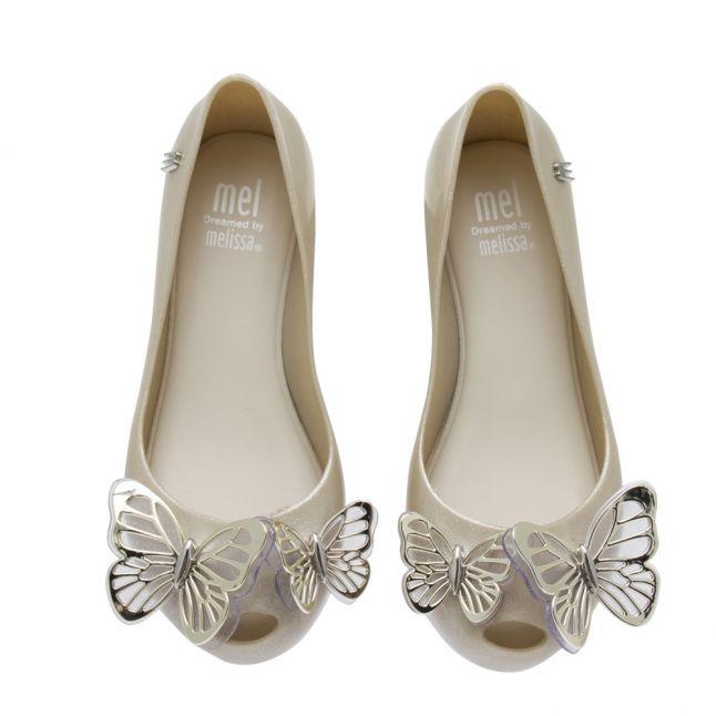 Kids Golden Shine Ultragirl Butterfly Shoes (12-11)