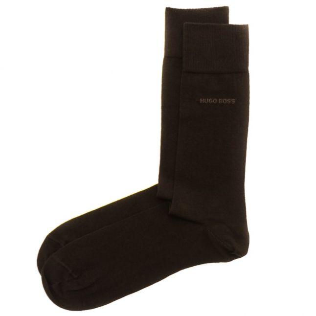 Mens Black Two Pack RS Uni Socks