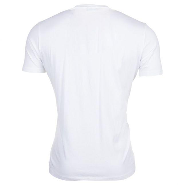Mens White T-Joe-OA Tee Shirt