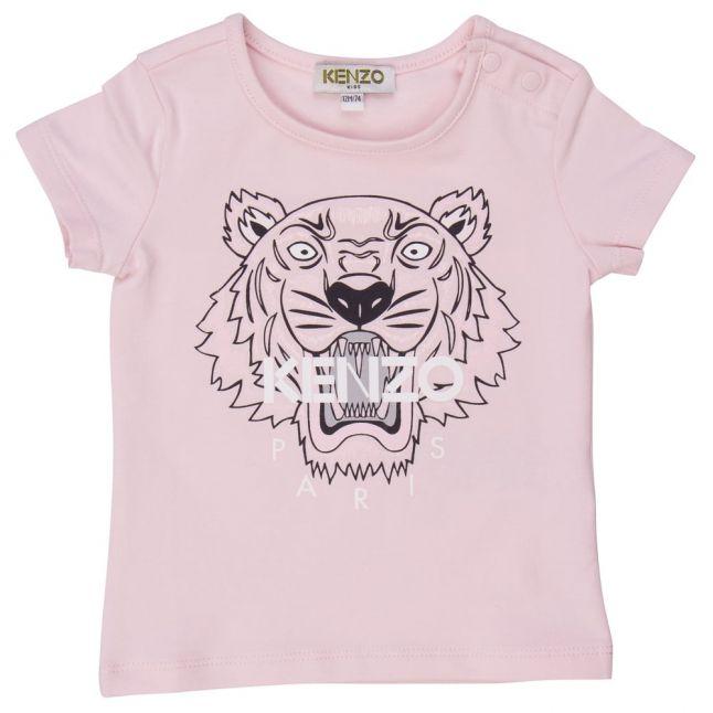 Baby Pink Tiger 3 S/s Tee Shirt