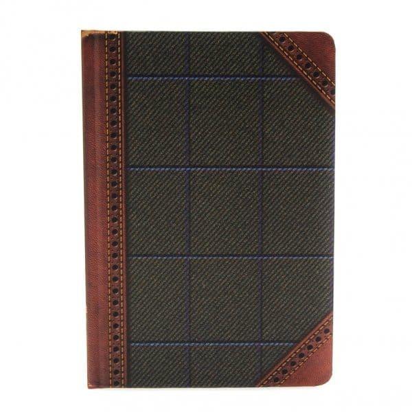Tweed A5 Medium Notebook