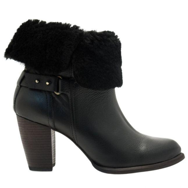 Womens Black Jayne Boots