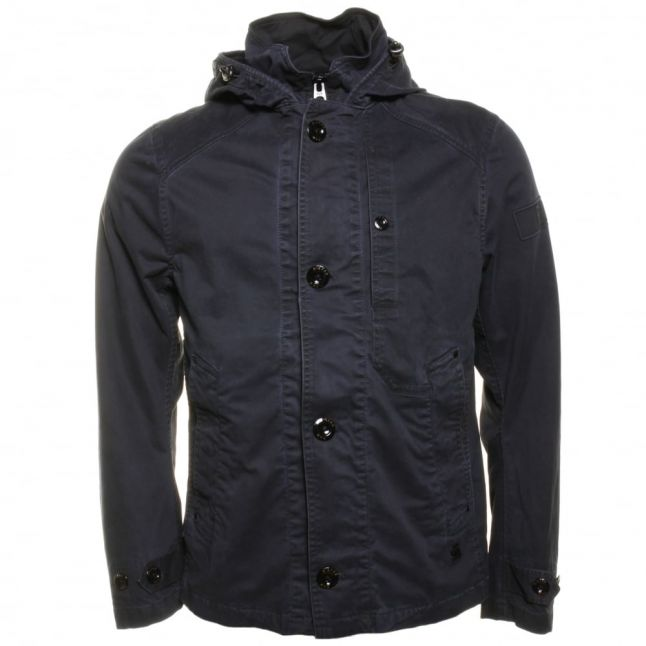 Mens Imperial Garber Hooded Jacket