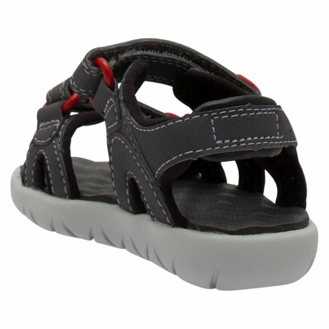 Toddler Forged Iron Perkins Row 2-Strap Sandals (21-29)