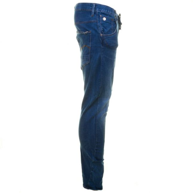 Mens Medium Aged Arc 3D Sport Tapered Fit Jeans