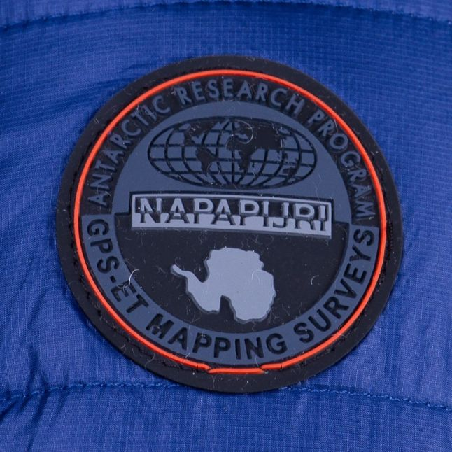 Mens Palastine Blue Acalmar Jacket