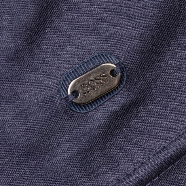 Mens Navy C- Rapino S/s Polo Shirt