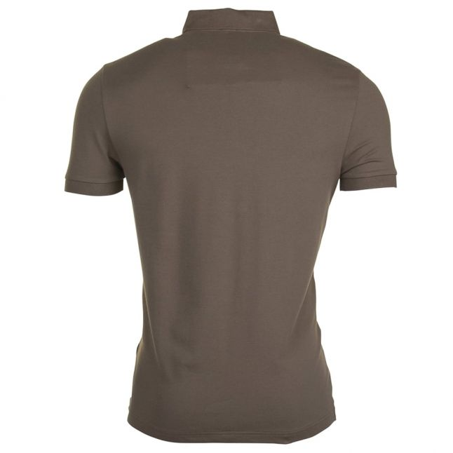 Mens Dark Green Pavlik S/s Polo Shirt