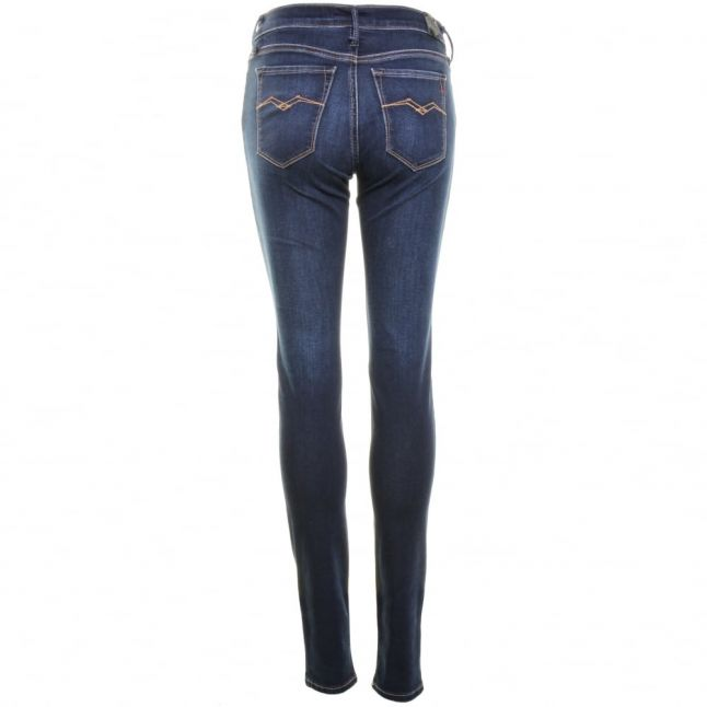 Womens Dark Wash Joi High Rise Skinny Fit Jeans