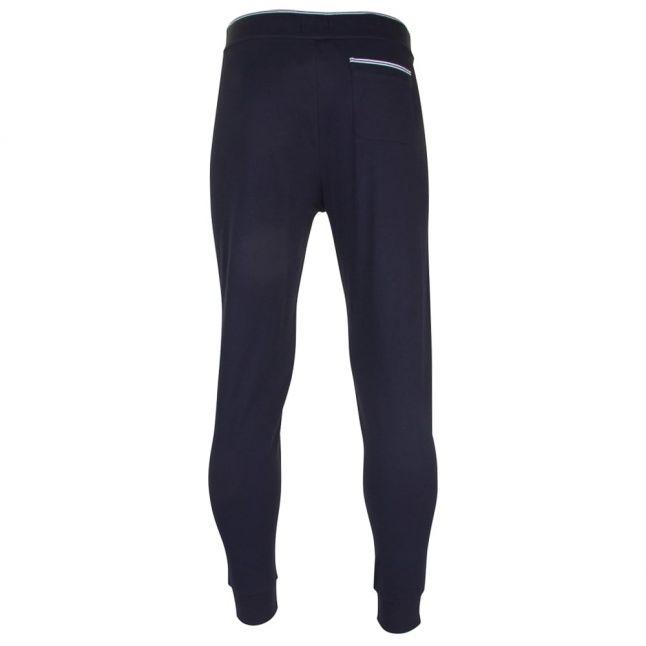 Mens Dark Blue Lounge Cuff Sweat Pants