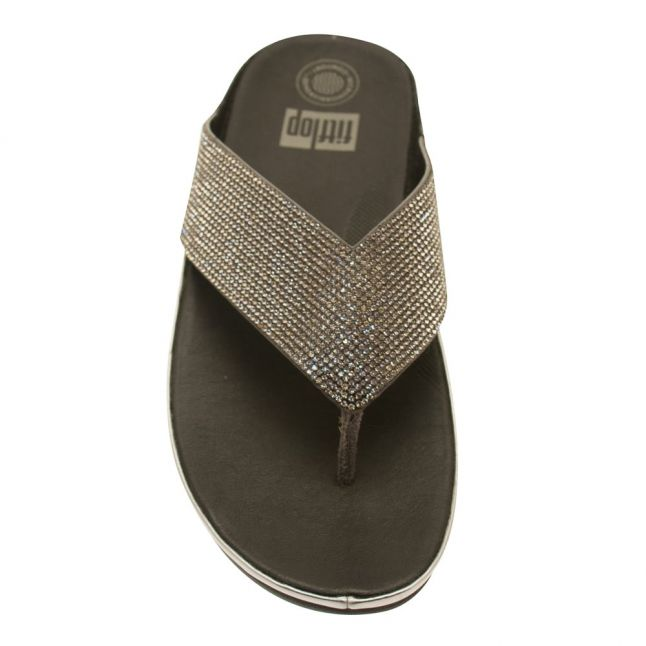 Womens Pewter Crystall™ Sandals