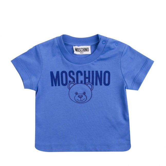Baby Strong Blue Toy S/s T Shirt