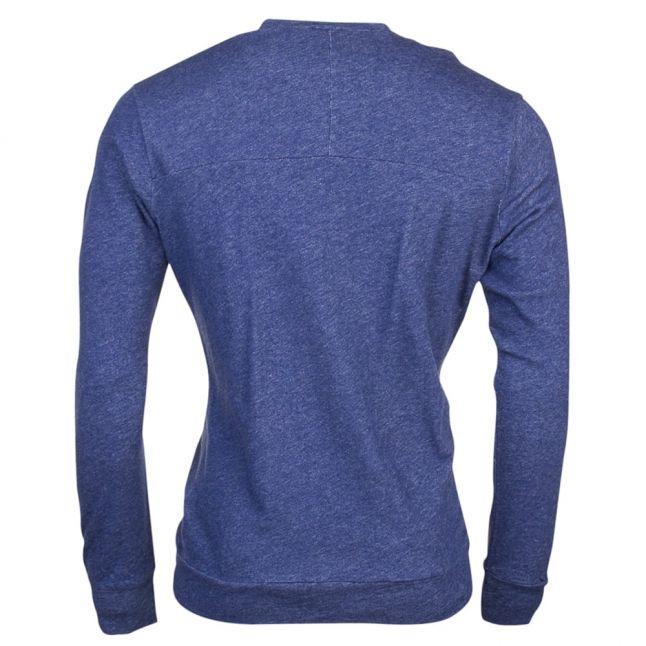 Mens Blue S-Compton Sweat Top