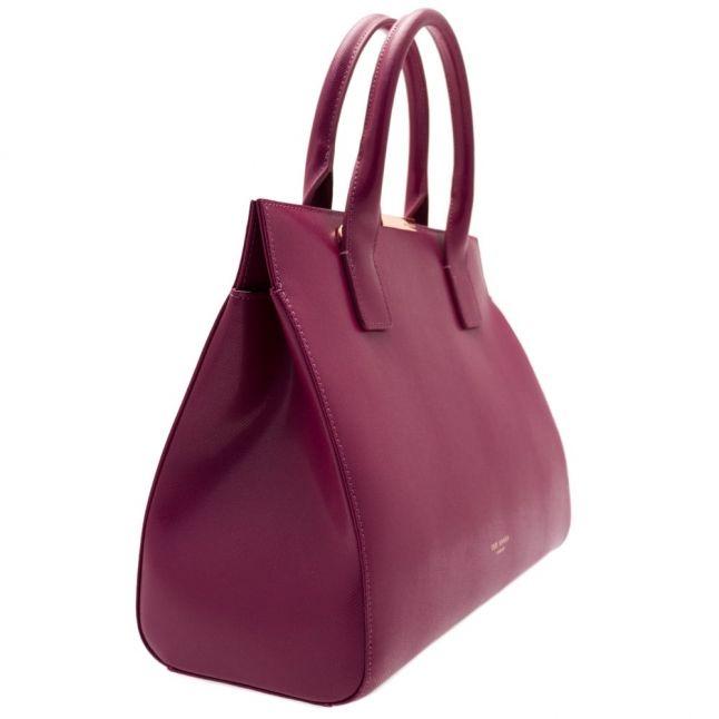 Womens Grape Laurena Tote Bag